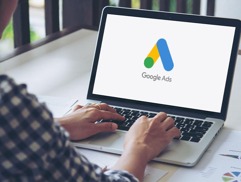 Google ads-